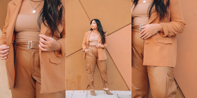 STYLECASTER   How To Style Leather Pants