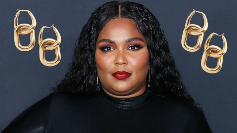 Lizzo Wore Mejuri Earrings, So Now *I* Want Mejuri Earrings | StyleCaster