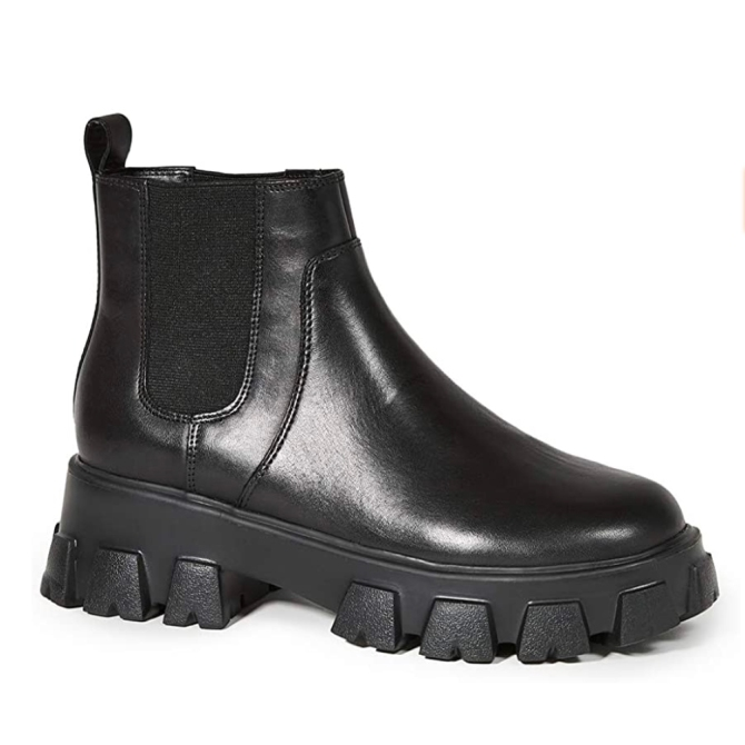 STYLECASTER | Lug Sole Boots