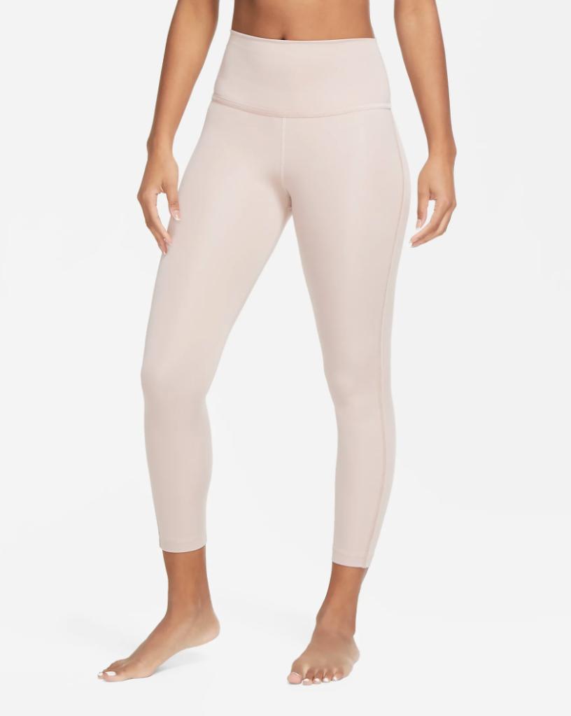 nike yoga women's 7/8 legging