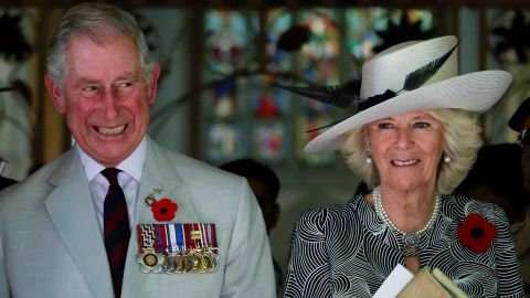 Prince Charles' Staffer Scrubbed His Clothes After He Met Camilla While Married to Diana | StyleCaster