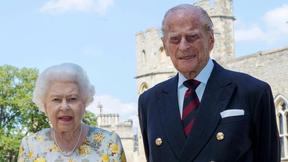 Queen Elizabeth II & Prince Philip