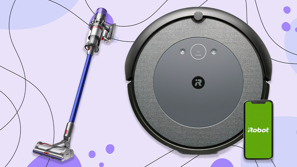 Roomba & Dyson Vacuums Are $100 Off RN & Your Home Will Never Look Better | StyleCaster