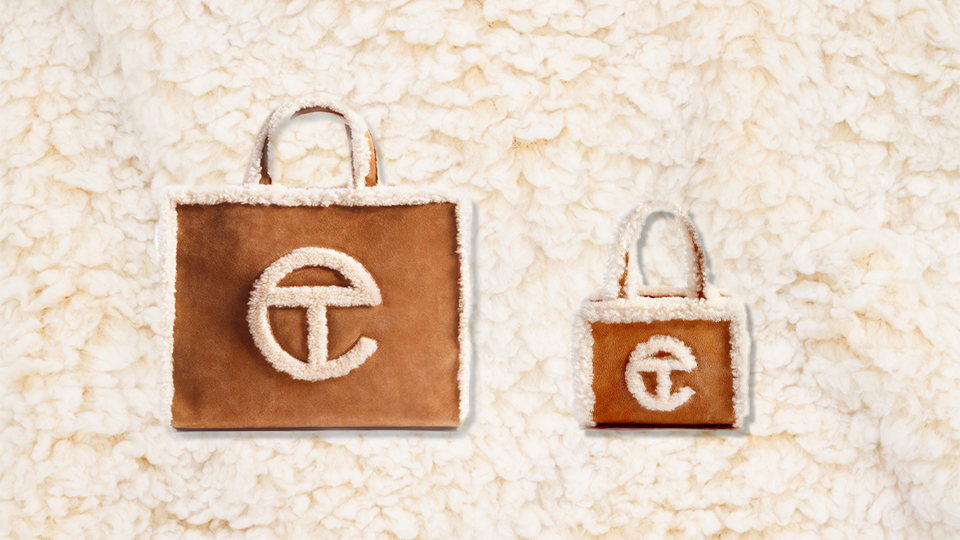 The Coveted UGG x Telfar Handbag Is Now Available—For One Day Only