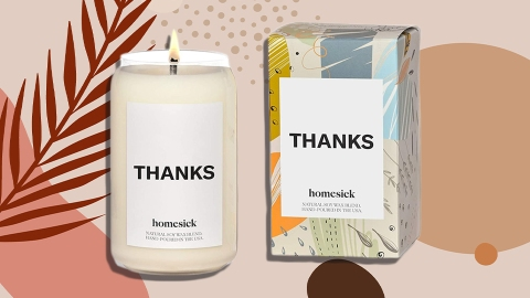 Scented Thanksgiving Candles You'll Be Grateful to Have At Your Feast | StyleCaster