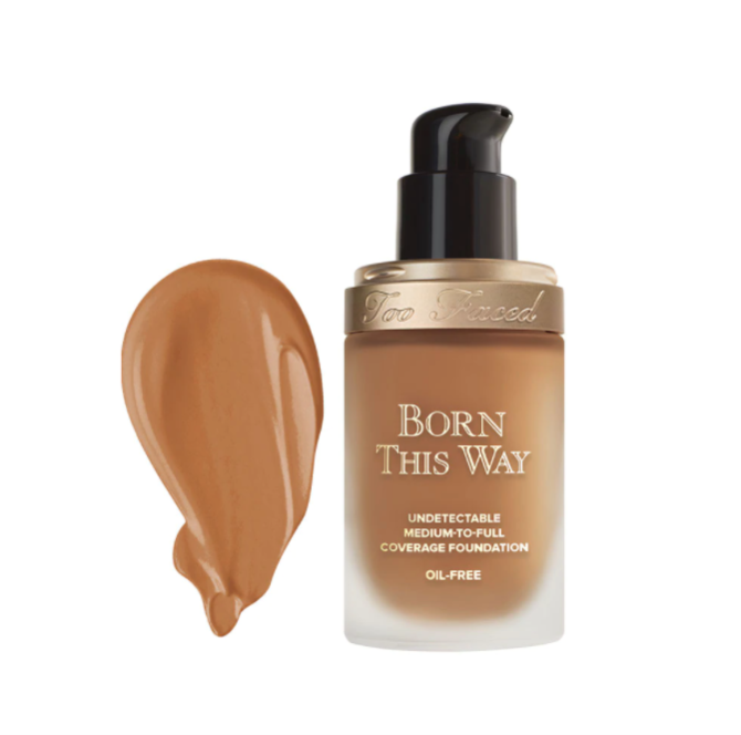 Too Faced. born this way foundation