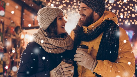 21 Winter Date Ideas You Can Enjoy Without Totally Freezing | StyleCaster