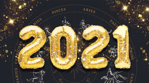 These Zodiac Signs Will Have The Best Luck In 2021, So Get Excited | StyleCaster
