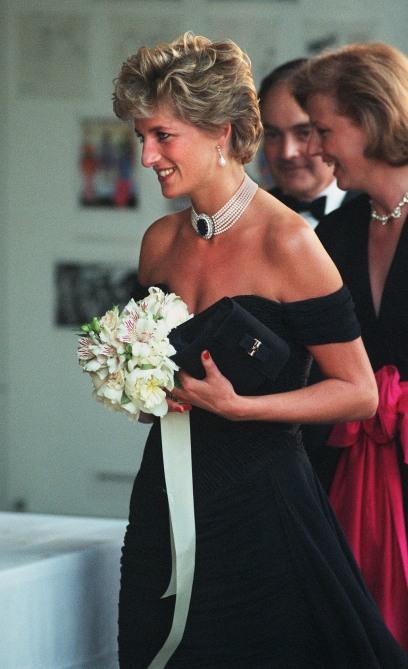 STYLECASTER | Princess Diana Revenge Dress