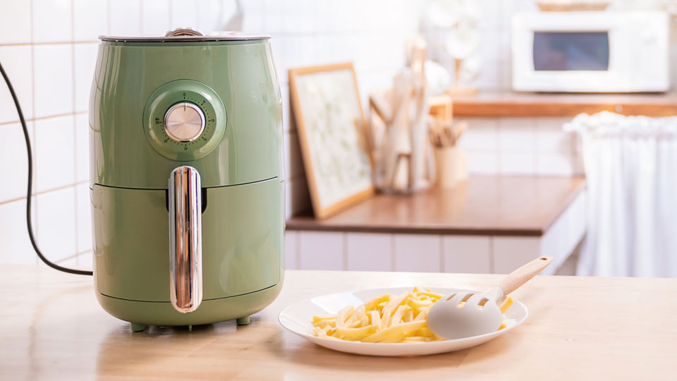 These Beginner-Friendly Air Fryer Cookbooks Will Help You Breakup With Takeout