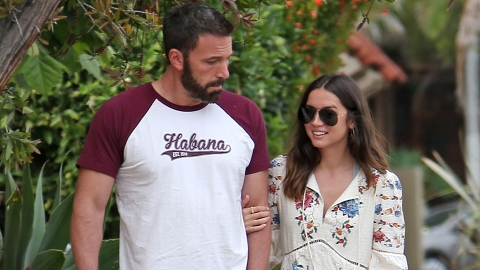 Here's How Ben Affleck's GF Fits into His 'Co-Parenting Dynamic' With Jennifer Garner | StyleCaster