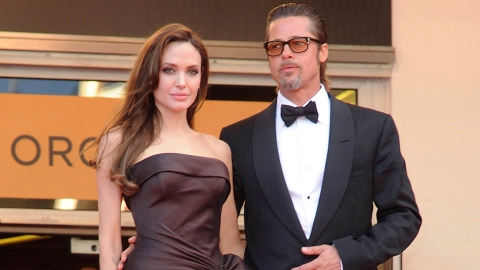 Brad Pitt & Angelina Jolie's 'Egos' Apparently 'Derailed' Their Plans of a Family Xmas | StyleCaster