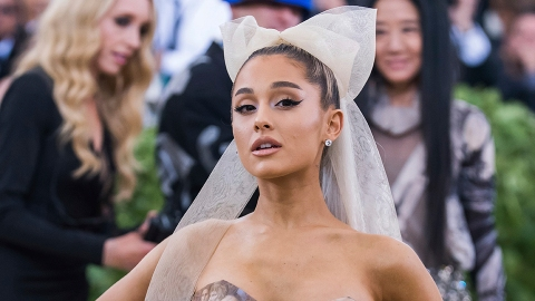 Ariana Grande's Engagement Ring Has a Pearl From Her Late Grandfather | StyleCaster