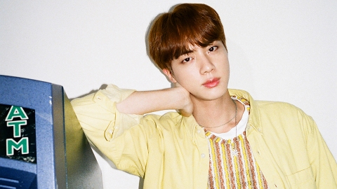 BTS' Jin Released a Surprise Song For His Birthday & the Lyrics Will Make You Cry | StyleCaster
