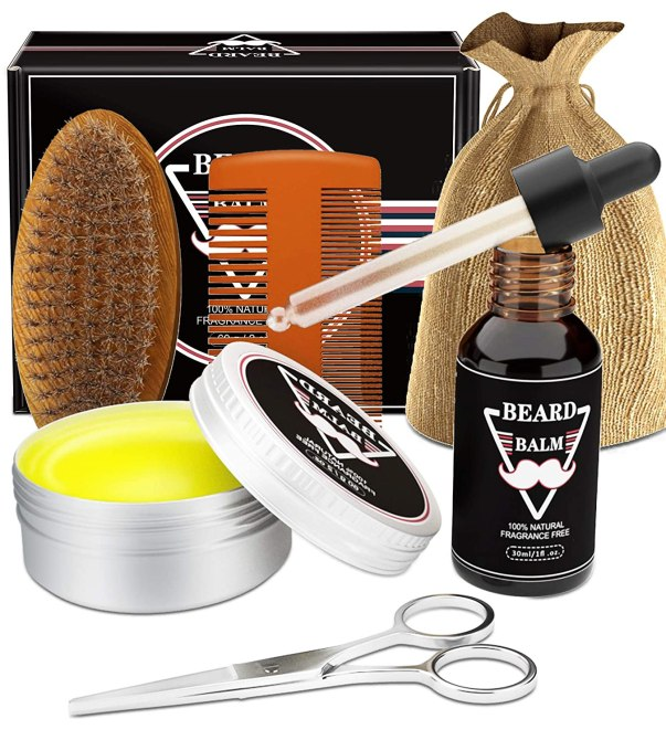 Beard Grooming Kit Men Grab These New Amazon Beauty Steals Way Before Prime Day