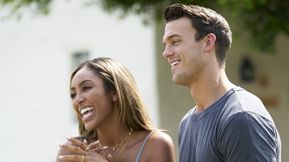 Ben, Tayshia: 'The Bachelorette' 2020