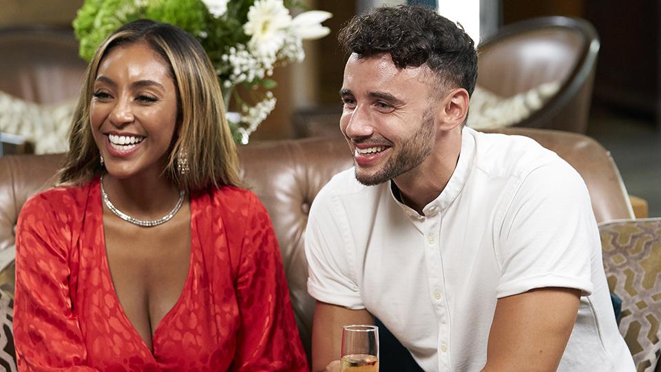 Brendan, Tayshia: 'The Bachelorette' 2020