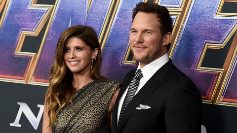 Chris Pratt Just Posted His 1st Photo of His Baby With Katherine Schwarzenegger   StyleCaster