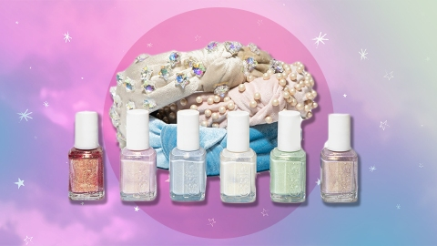 Essie & Lele Sadoughi Teamed Up For The Cutest Collab Of The Season | StyleCaster