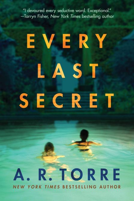 """Every Last Secret"" by A.R. Toree"