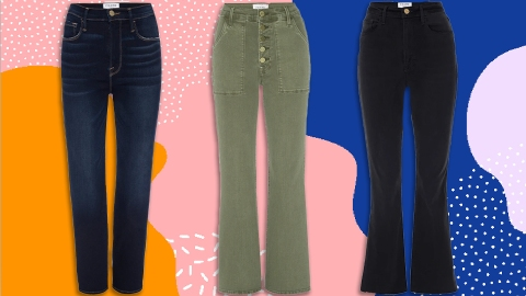 FRAME's Massive Sample Sale Is Happening Now & Jeans Are 80% Off | StyleCaster