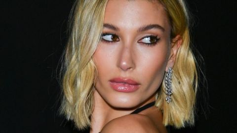 Hailey Bieber Reveals The Moisturizing Eye Masks She Uses To Look So Bright-Eyed | StyleCaster