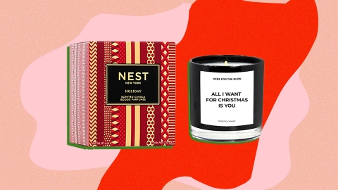 All I Want for Christmas Is All 12 Of These Holiday Candles | StyleCaster