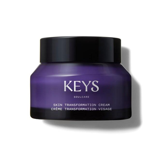 keys soulcare skin cream
