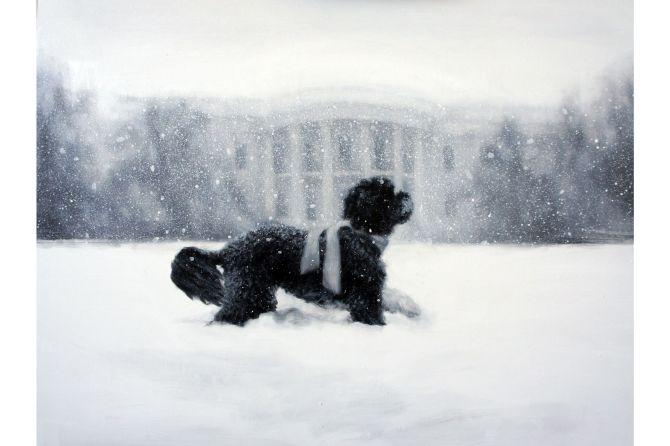 Obama Christmas Card 2012