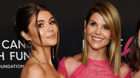 Olivia Jade Reveals She's Had No Contact With Lori Loughlin Since Her Mom Went to Prison | StyleCaster