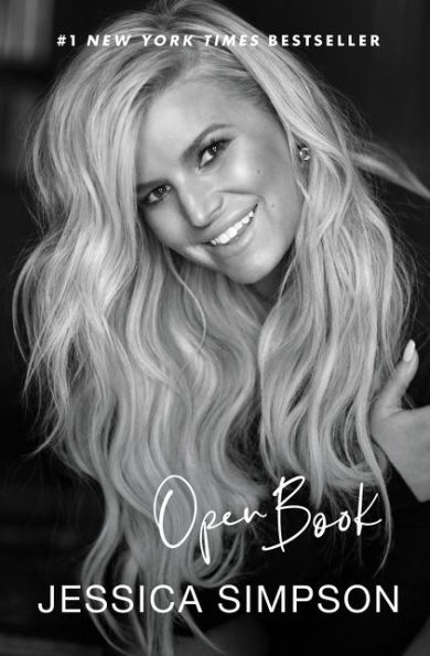"""""""Open Book"""" by Jessica Simpson"""