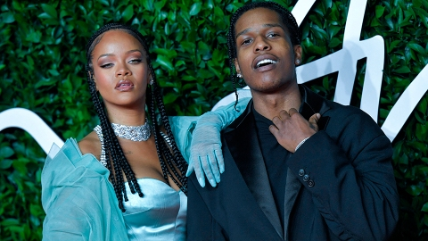 Rihanna & ASAP Rocky Are Officially Dating & They Just Went Public as a Couple | StyleCaster