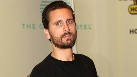 Scott Disick Left a Flirty Comment on His 19-Year-Old Girlfriend's Sultry Instagram | StyleCaster