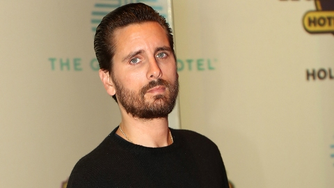 Here's Why Scott Disick's 19-Year-Old Girlfriend Hasn't Met His Kids With Kourtney | StyleCaster