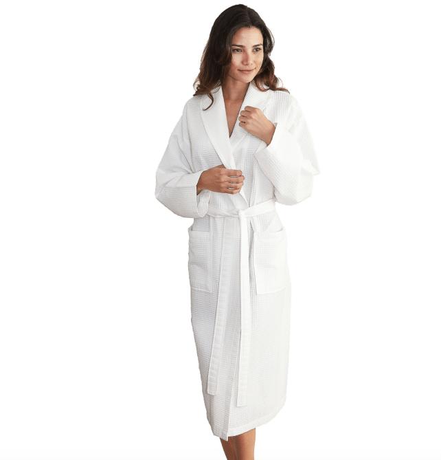 STYLECASTER | Bella Hadid Robe
