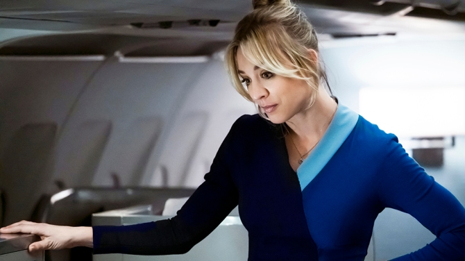 """The Flight Attendant"""