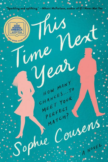 """""""This Time Next Year"""" by Sophie Cousens"""