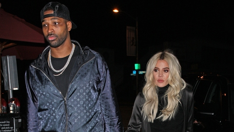 Khloé Kardashian Just Hinted She's Focused on 'Healing' Amid Rumors Tristan Cheated on Her | StyleCaster