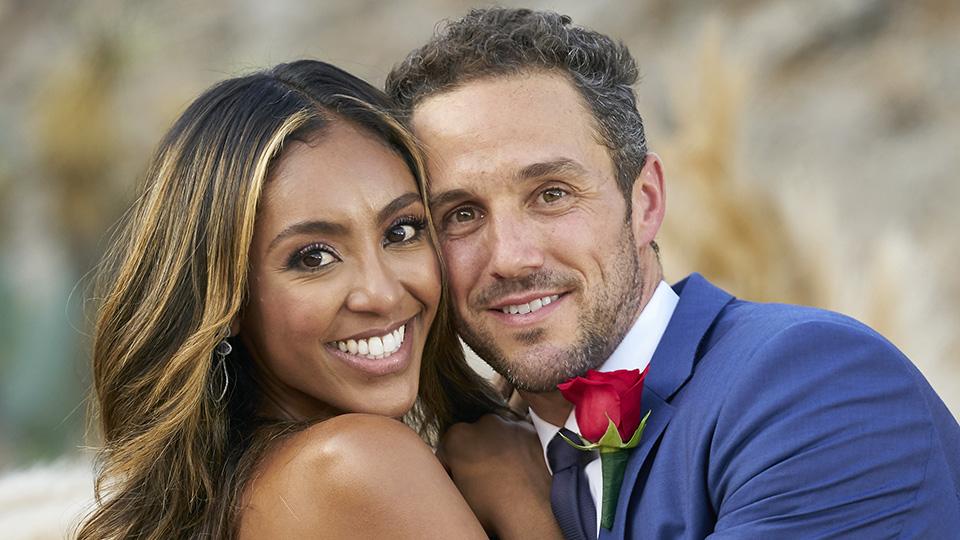 Zac, Tayshia: 'The Bachelorette' 2020