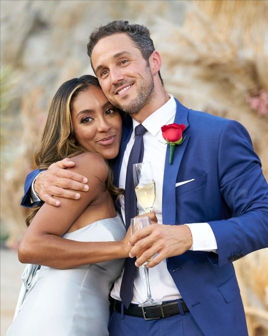Tayshia, Zac: 'The Bachelorette' 2020