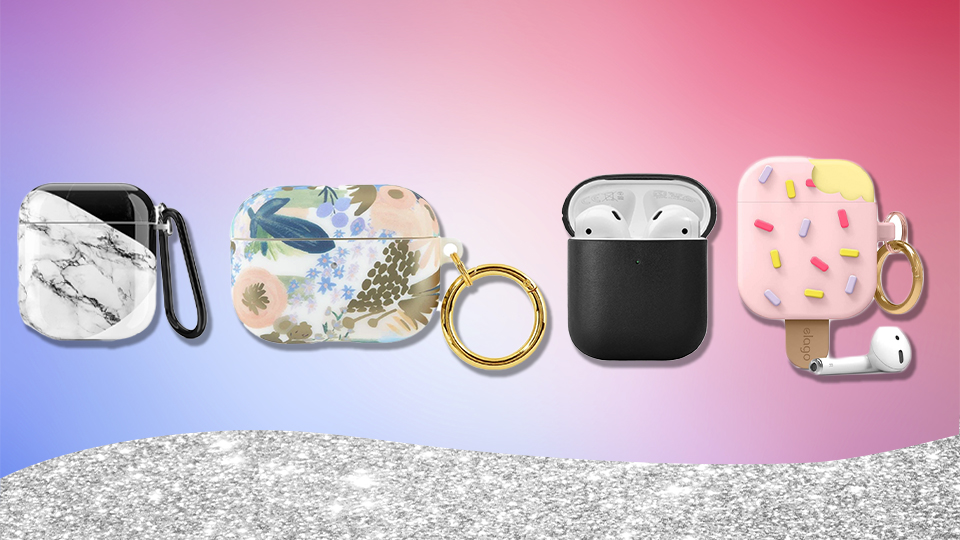 10 AirPods Cases So Stylish, I'd Carry Them For Fashion Alone