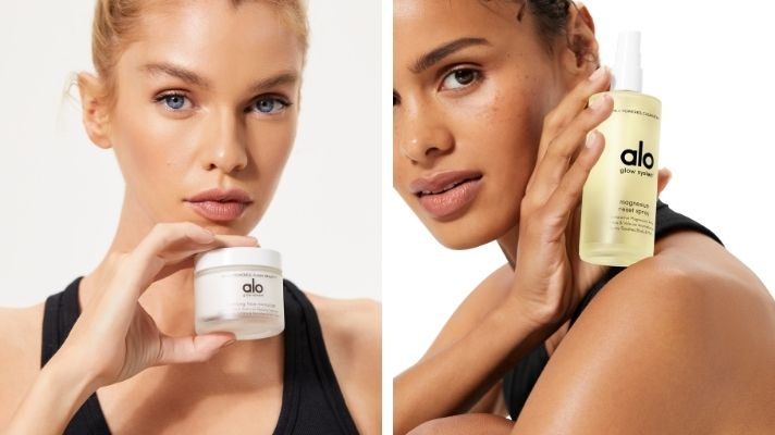 Alo Yoga's First-Ever Skincare Is Here & It's Better Than Expected