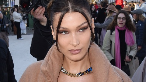 Bella Hadid Looks Better In This Bathrobe Than I Would In A Literal Gown | StyleCaster