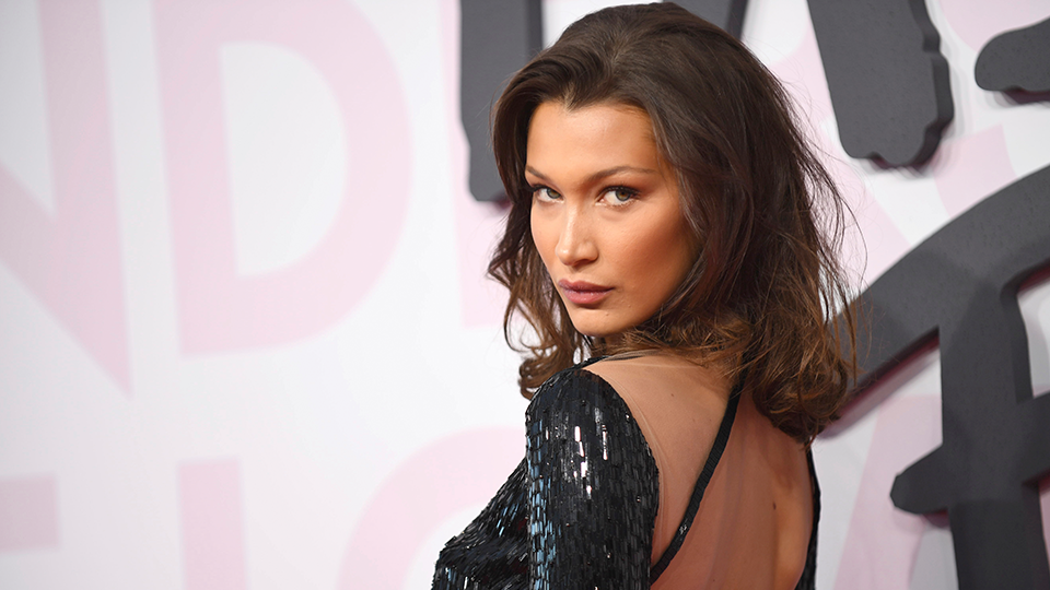 Bella Hadid's Lacy Black Bra Just Inspired Me To Up My Lingerie Game