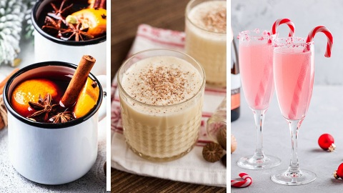 17 Big-Batch Cocktails That'll Get Everyone Drunk At Your Holiday Party | StyleCaster