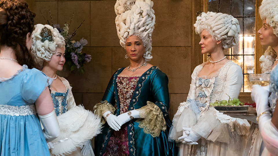 Anyone Else Royally Obsessed With The Fashion In 'Bridgerton'?