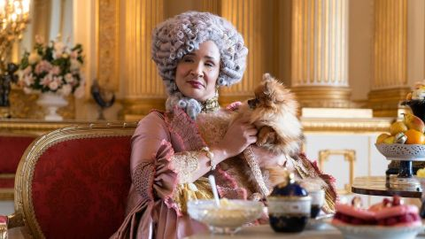 Here's What Queen Charlotte Is Sniffing in 'Bridgerton'—& Whether She Was Addicted IRL | StyleCaster