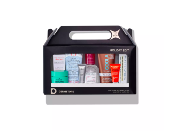 dermstore holiday set Treat yourself to beautiful skin with chic holiday sets and kits