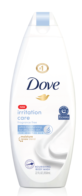 dove Irritation Care
