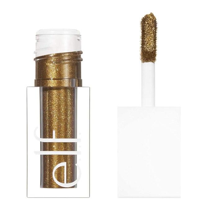 elf cosmetics liquid glitter